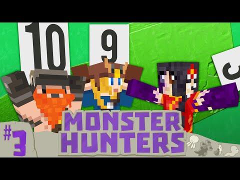 Minecraft - Point Scoring - Monster Hunters 3 video