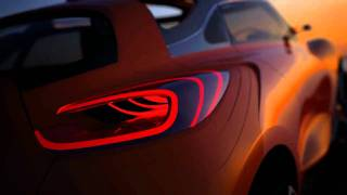 Renault - Captur concept car presentation