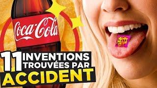11 INVENTIONS TROUVÉES PAR ACCIDENT