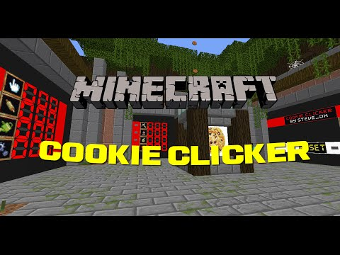 [1.7] Minecraft Cookie Clicker | Almost 3K Downloads