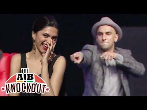 Deepika Padukone Is Surely Dating Ranveer Singh   AIB Knockout
