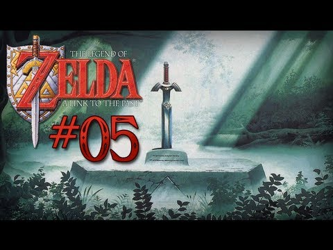The Legend of Zelda: A Link to the Past :5