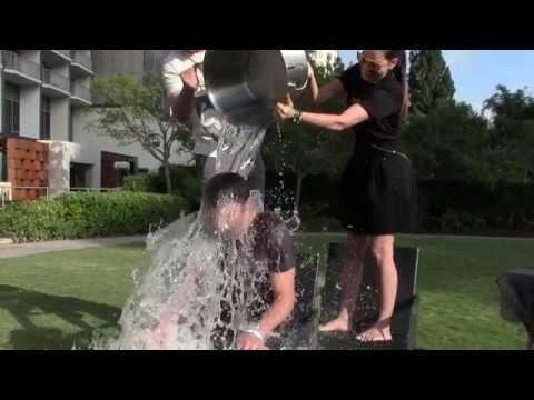 Alessandro Del Piero Accepts ALS Ice Bucket Challenge