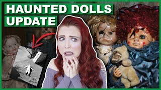 You Won't Believe What Happened To The Dolls On My Porch