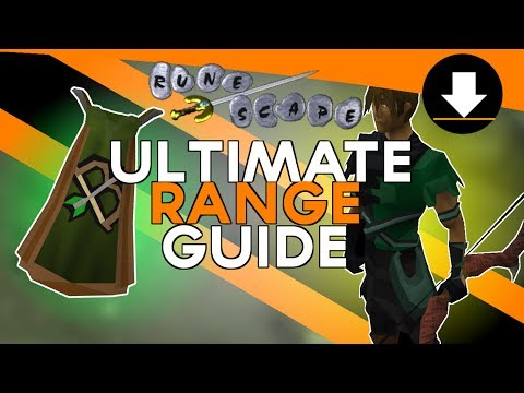 Old School Runescape – ULTIMATE Range Guide 1-99