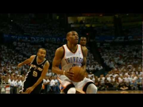 Oklahoma City Thunder Top 10 Plays of the 2012 Playoffs