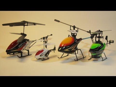 Видео как выбрать вертолет