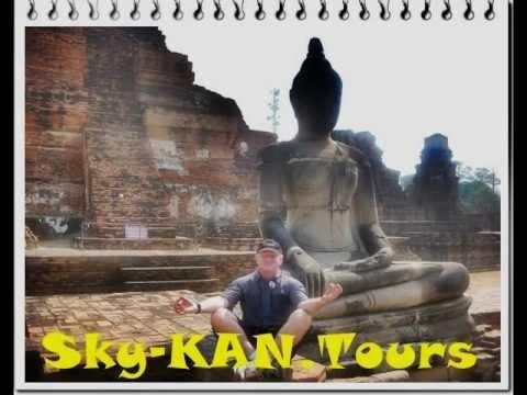 Bangkok/Ayutthaya Temple Tours by skykantour.com
