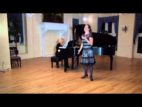 "Brett Kroeger, ""Quando me'n vo'"" - Puccini - ""La Boheme"""
