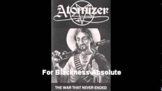 Watch Atomizer For Blackness Absolute video