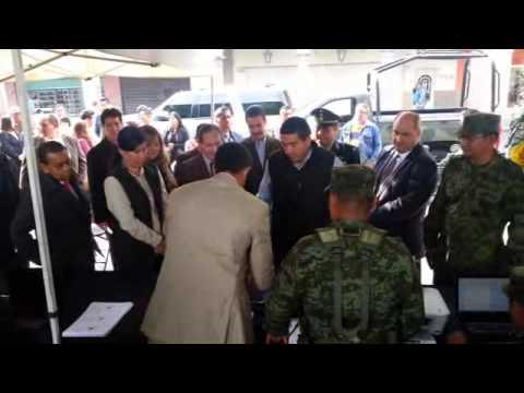 ARRANCA EL PROGRAMA DE CANJE DE ARMAS EN CELAYA