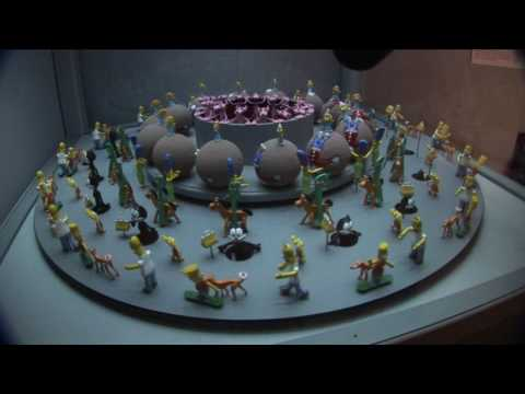 "3D Zoetrope ""Get Animated"" at the California State Fair"