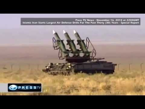 IRAN MILITARY AIR DEFENSE POWER WITH NEBU STEALTH DETECTING RADAR