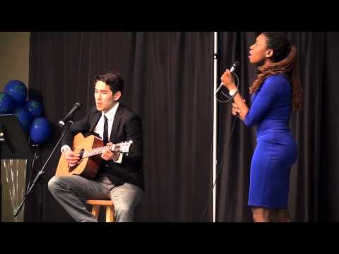 """Say Something"" cover by Germany and Nigeria students"