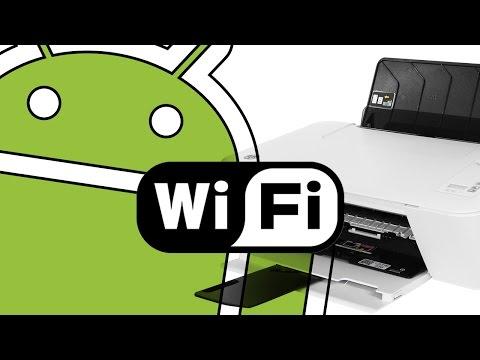Como imprimir do Celular. Smartphone ou Tablet Android via Wi-fi