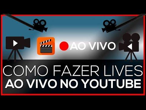 Como fazer uma live no YouTube [AO VIVO] - 2016 thumbnail
