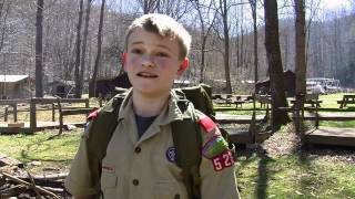 Outfitting Local Boy Scouts with Surplus ALICE Packs from GovLiquidation.com