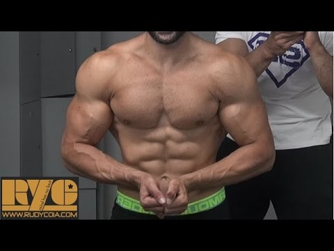 Rudy coia posing 98 kg 100 naturel youtube - Xylophene 100 naturel ...