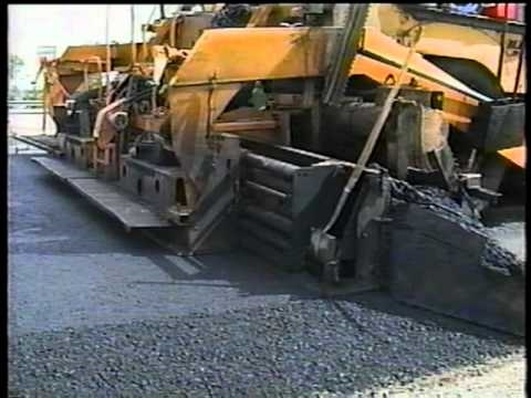 Asphalt Paving Inspection (Part 1)