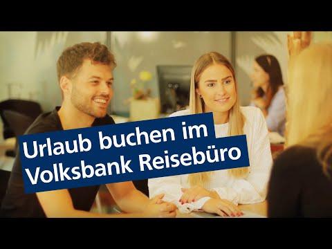 Volksbank Reisebüro - Werbe-Trailer