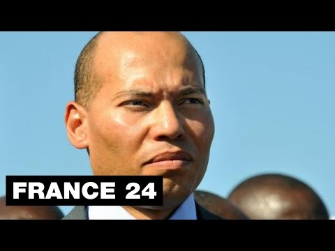 Candidature à la présidentielle compromise pour Karim Wade, condamné à 6 ans de prison - SÉNÉGAL