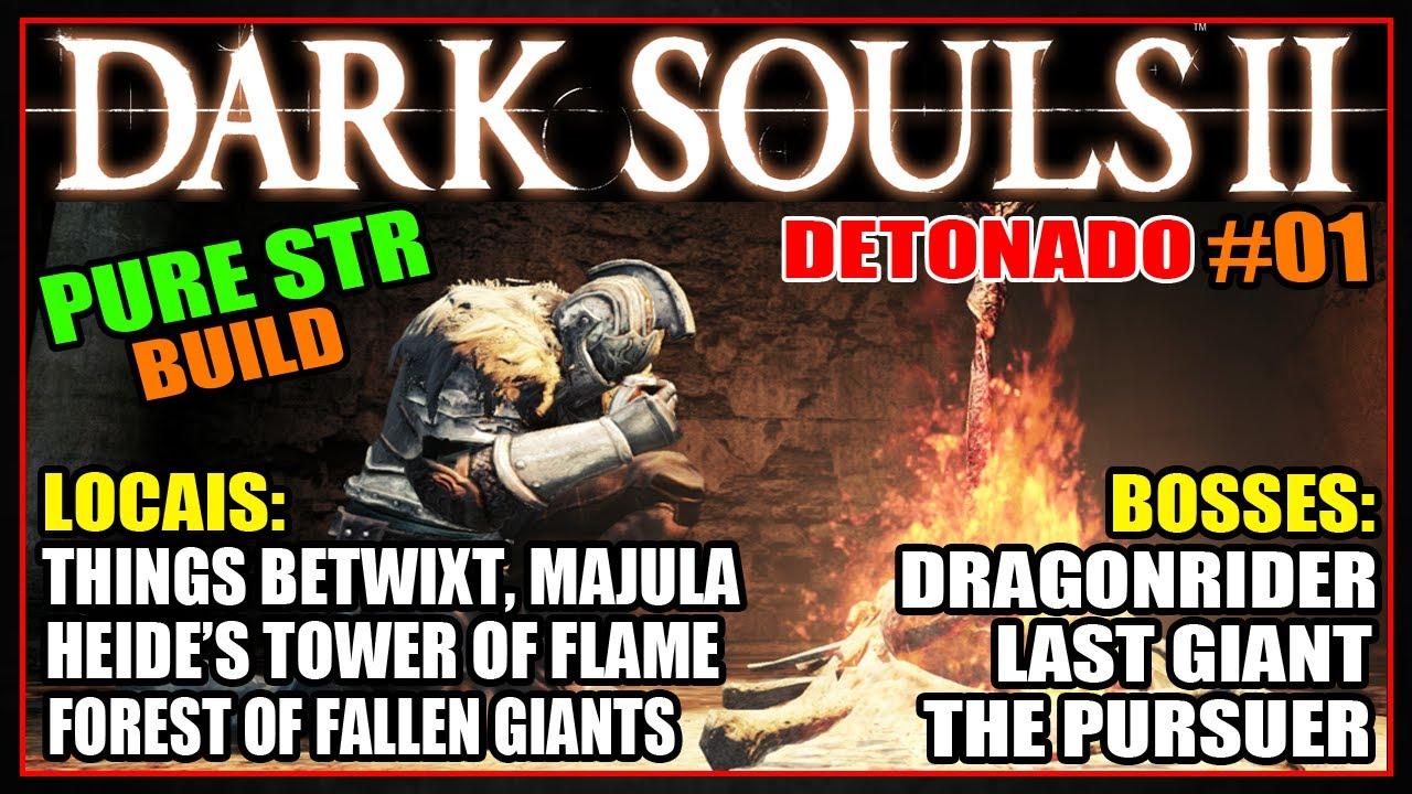 Str Build Dark Souls