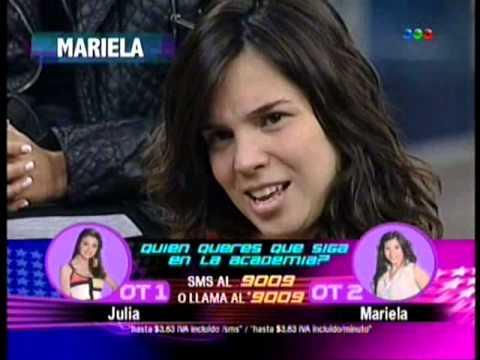 Micro OT La Banda Revisión gala de nominadas y reparto de temas 5/2/13