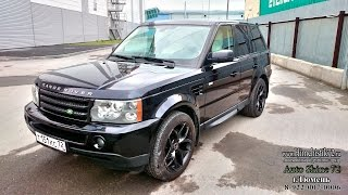 Range Rover Sport  -   G,Zox Real Glass Coat в 2 слоя