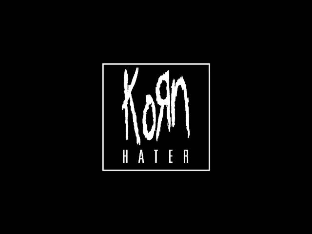 """Korn - """"Hater"""" from the forthcoming The Paradigm Shift: World Tour Edition"""