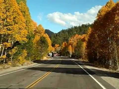 Fall Autumn Season Drive in Northern California USA by Jazevox