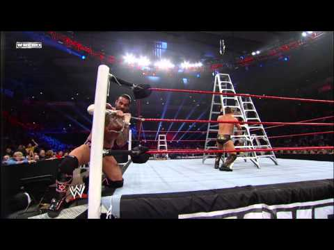 Cm Punk Vs. The Miz Vs. Alberto Del Rio - Wwe Championship Tlc Match: Tlc 2011 video
