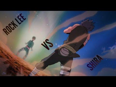 Rock Lee vs Shira Full Fight AMV ~ Uma Thurman