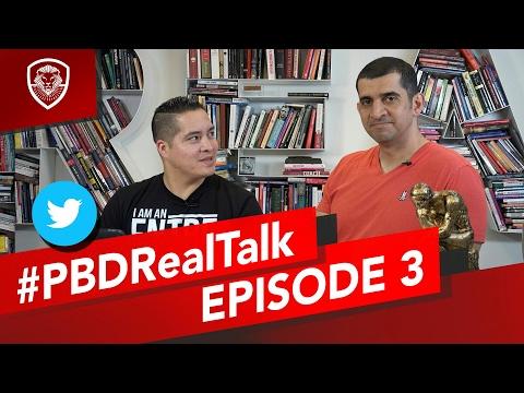 Life Is Not Black & White - #PBDRealTalk Episode 3