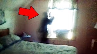 5 Scary Ghost Videos You WON'T Watch FULL SCREEN !