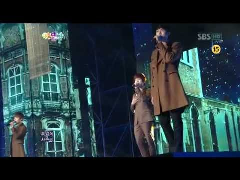 2AM [ ] @SBS 2012  The Color of K-pop 20121229