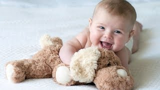 Naughty Baby Moments - Cute And Funny Baby Video