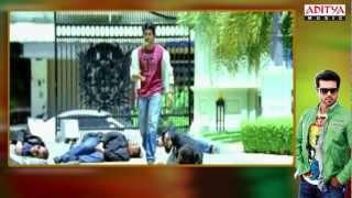 Rachaa - Ramcharan's Action Scenes Trailer in Racha Movie