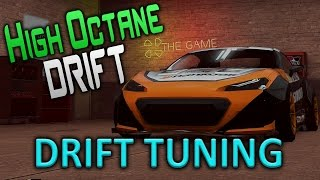 High octane drift   Drift tuning
