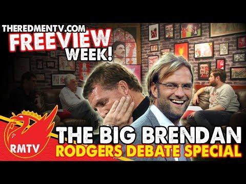 The Big Brendan Rodgers Debate Special | Reds News Roundup | RMTV Freeview Week