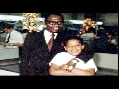 RARE MOMENTS: US President Barack Obama and his Kenyan family