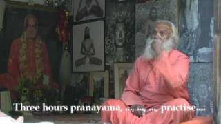 Yoga Swami on Beauty, Art and Yoga Pranayama Practice in the Himalayas