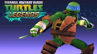 Teenage Mutant Ninja Turtles: Legends - Gameplay Walkthrough - Part 15