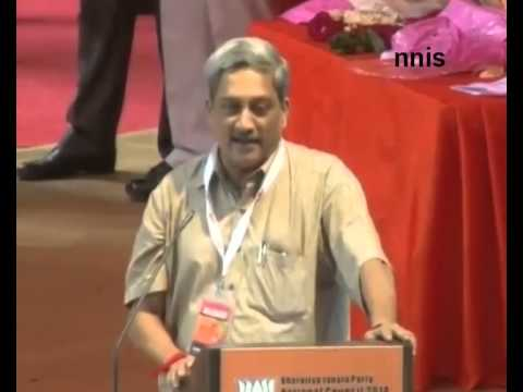 Perception Of India Has Changed – Manohar Parrikar