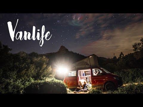 VANLIFE | Wir ziehen in einen Campervan