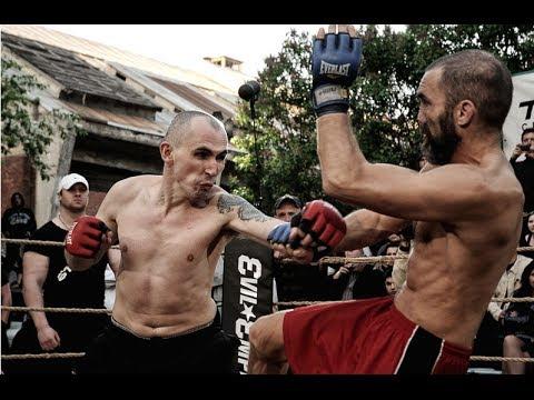 Али Баба против Боксера, Крутой бой