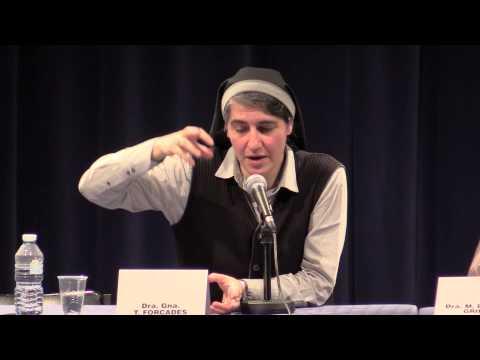Teresa Forcades: Teologia feminista de lalliberament: donar a llum la Llum
