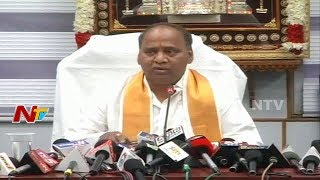 Ramana Deekshitulu Making Allegations for Political Gains : TTD JEO Srinivasa Raju | Press Meet |