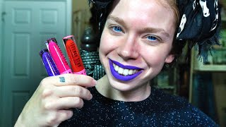 JEFFREE STAR LIPSTICKS - FIRST IMPRESSION FRIDAY