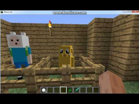 Мод Minecraft 1.4.6 Время Приключений