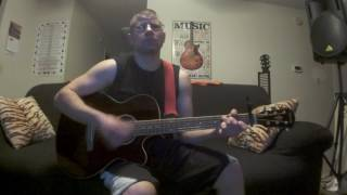 I'm Not The Devil - Cody Jinks (Acoustic cover)